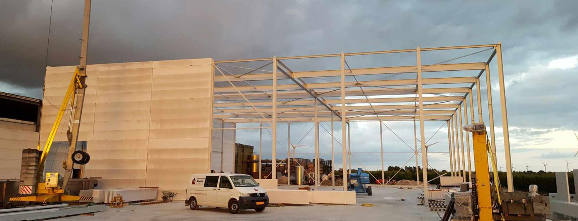 huidige bouwprojecten aannemersbedrijf Wielink elburg