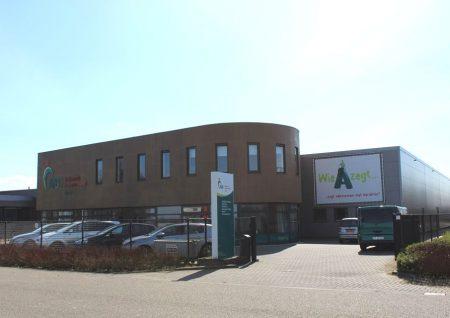 Utiliteitsbouw aannemersbedrijf Wielink