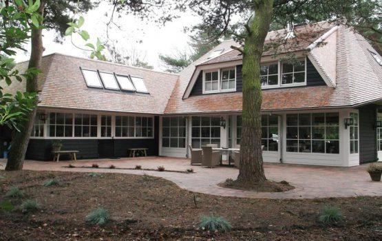 landelijke villa bouwen woningbouw aannemersbedrijf wielink
