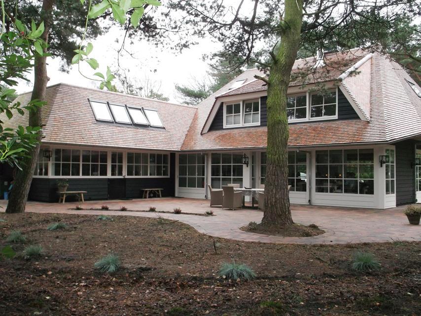 Villa laten bouwen in almere poort gratis bouwadvies for Landelijke villa bouwen