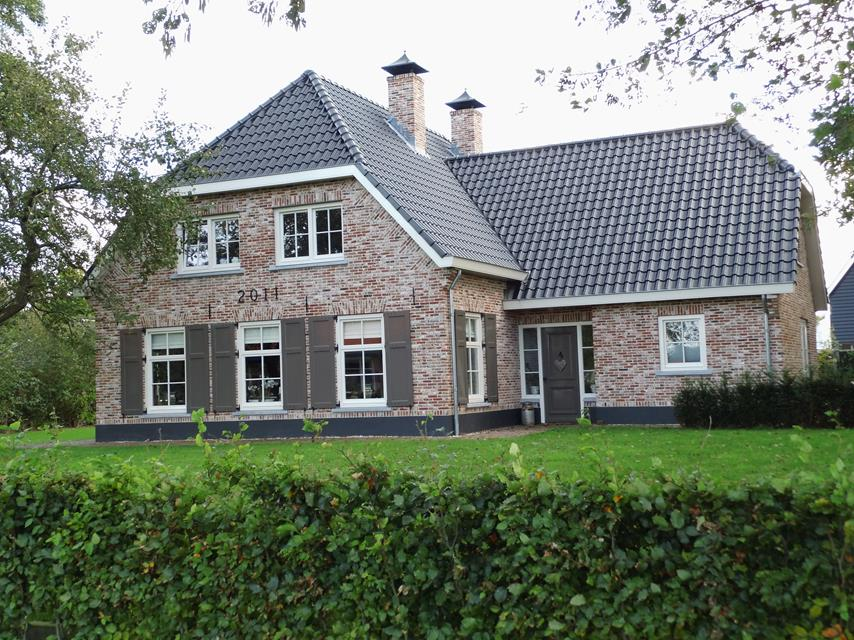 Vrijstaand Huis Bouwen : Vrijstaand huis bouwen in almere aannemersbedrijf wielink