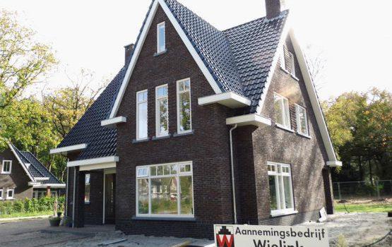 Vrijstaand huis bouwen in almere aannemersbedrijf wielink for Woning laten bouwen