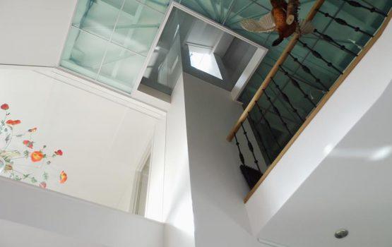 woning met veel lichtinval bouwen aannemersbedrijf Wielink