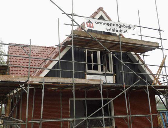 Verbouwen of renovatie van woning in barneveld door aannemersbedrijf wielink