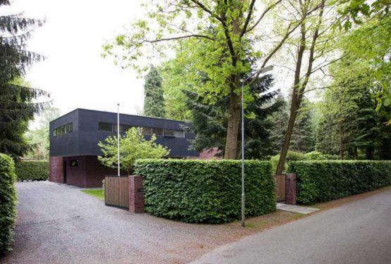 moderne villa laten bouwen door aannemersbedrijf wielink