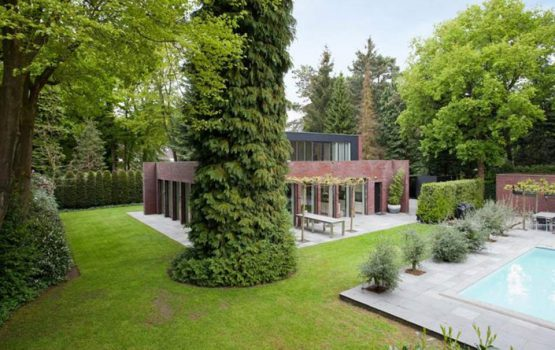 bouw moderne villa door aannemersbedrijf wielink in ermelo