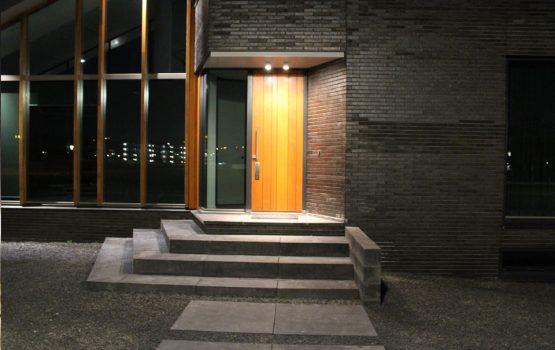 bouw van moderne villa in zwolle door aannemersbedrijf Wielink