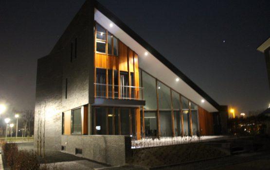 bouw van moderne villa in zwolle door aannemersbedrijf Wielink in zwollebouw van moderne villa in zwolle door aannemersbedrijf Wielink