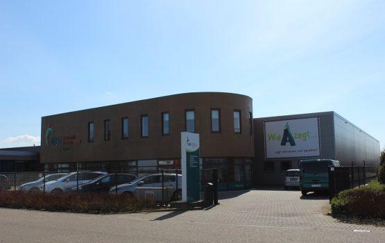 bedrijfsgebouw of bedrijfspand bouwen met aannemersbedrijf Wielink