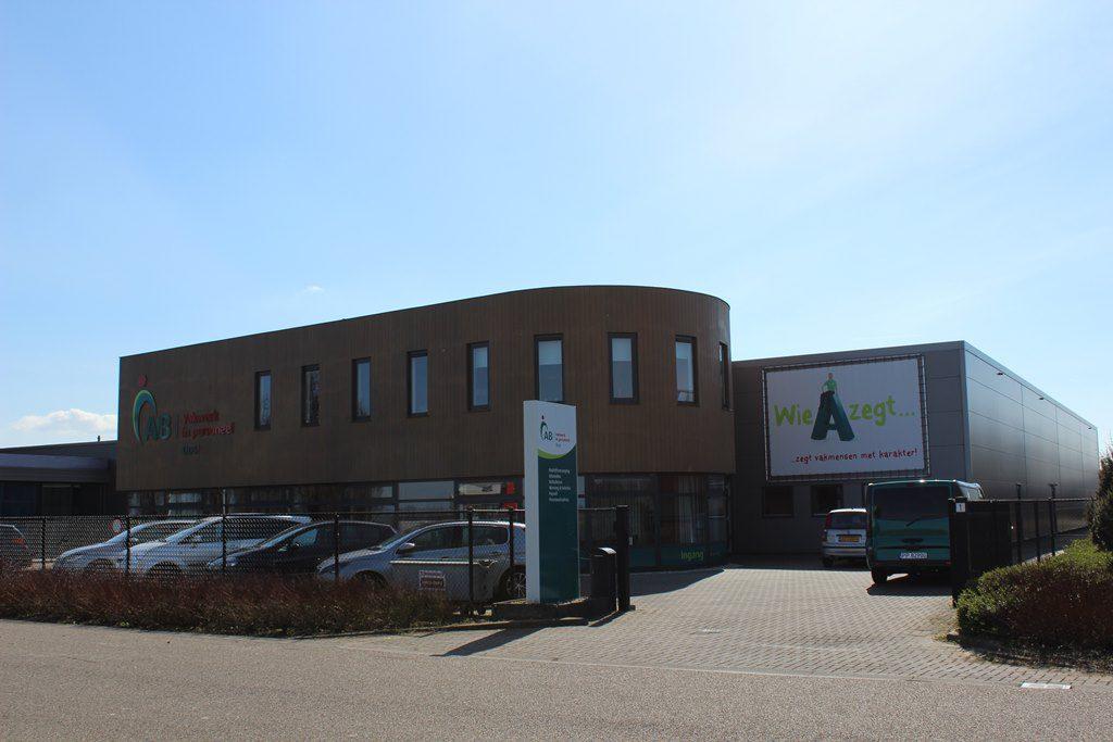 bedrijfsgebouwd of bedrijfspand bouwen met aannemersbedrijf Wielink