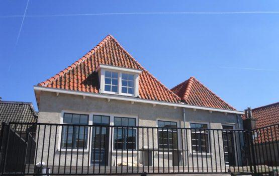 restauratie en renovatie van historisch pand in Harderwijk