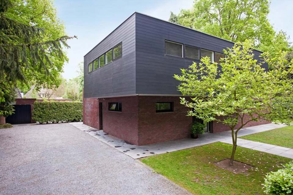 moderne villa of woning laten bouwen door aannemersbedrijf wielink