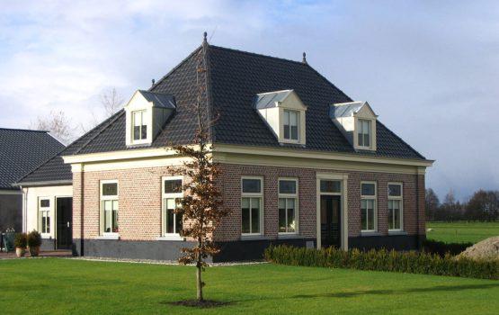 landelijke woning laten bouwen op molenbeek in nunspeet