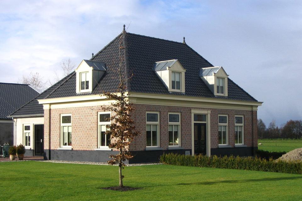 Fabulous landelijke woning laten bouwen op molenbeek in for Huis duurzaam maken