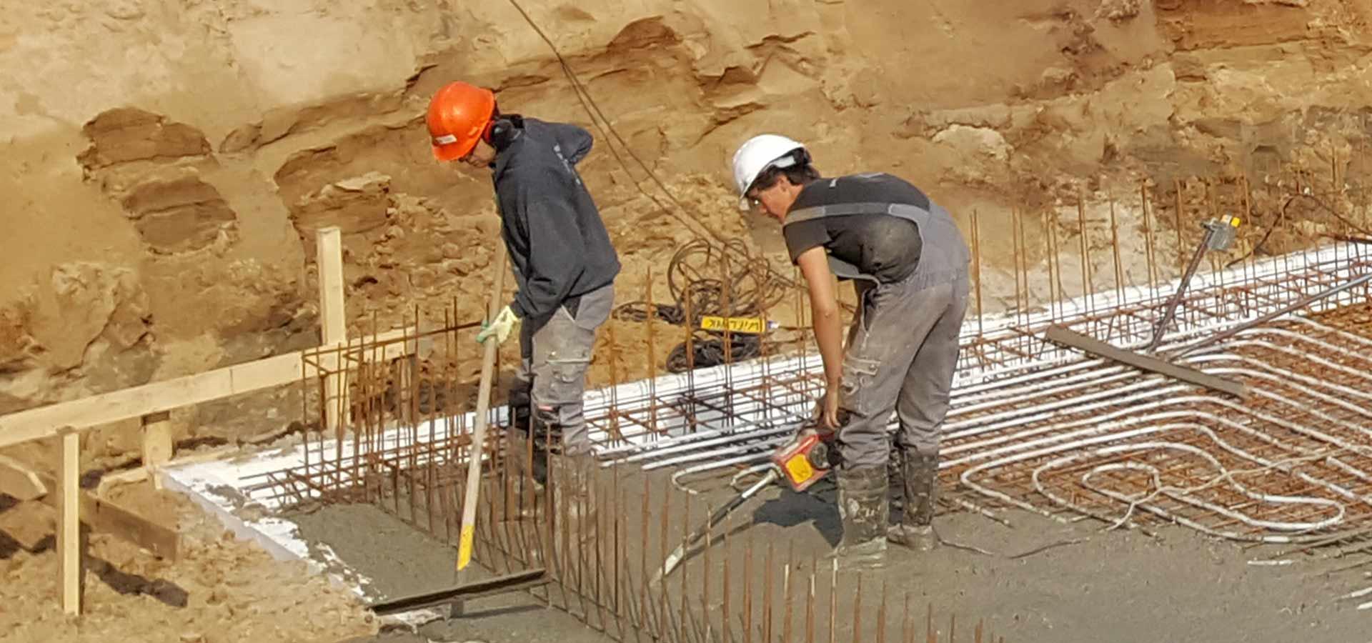 prefab betonkelder laten storten door aannemersbedrijf wielink