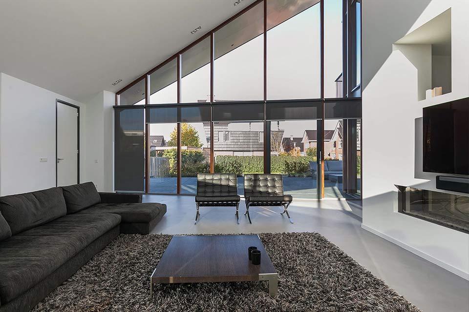 moderne villa laten bouwen in zwolle bekijk de details van dit project