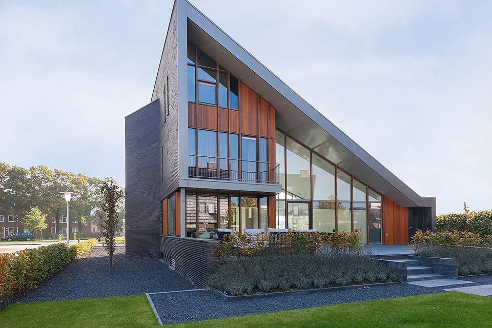 moderne villa laten bouwen in zwolle bekijk de details