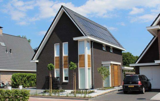 Moderne woning - modern huis bouwen in Elburg met aannemersbedrijf Wielink