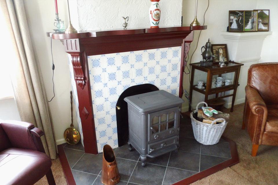 verbouwing van woonboerderij door aannemersbedrijf Wielink