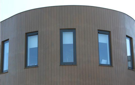 bouw bedrijfshal met kantoorruimte door aannemersbedrijf wielink in Dronten