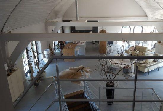 restauratie / verbouw van kerk tot woning / woonhuis in Purmerland door aannemersbedrijf Wielink