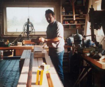 Geschiedenis aannemersbedrijf Wielink uit Doornspijk