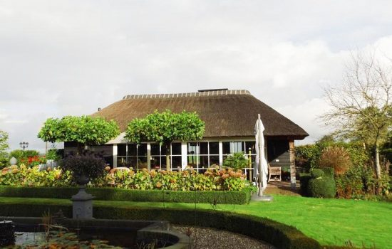"""Bed & breakfast / B&B """"Onder de Kappe"""" in Oosterwolde (gem. Oldebroek) gebouwd door aannemersbedrijf Wielink uit Doornspijk"""