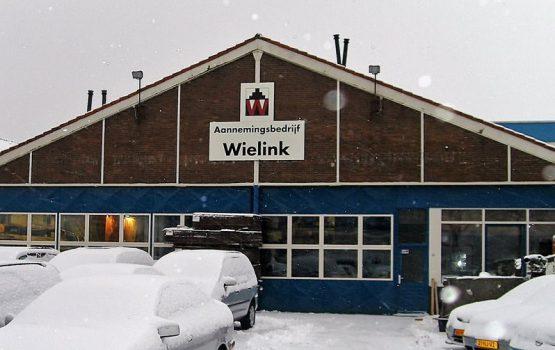 Bedrijfspand aannemersbedrijf Wielink uit Doornspijk
