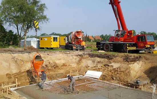 een woning laten bouwen op plan molenbeek