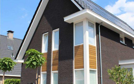 Modern huis gebouwd in elburg ☆ bekijk hier alle strakke details!