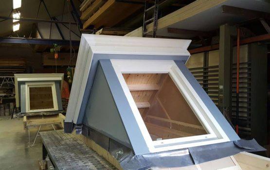 prefab dakkapel op maat gemaakt