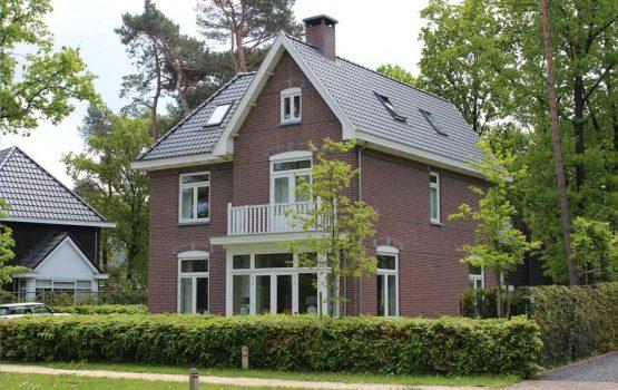 herenhuis gebouwd in ermelo door aannemersbedrijf Wielink