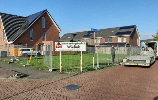 Bouw van vrijstaand huis de bulten in Wezep - Aannemersbedrijf bouwbedrijf wielink (2)