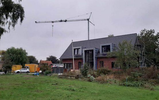 bouw van woning met schuur en met kelder in doornspijk gemeente elburg