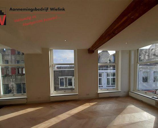 restauratie van monumentaal pand in Harderwijk - renovatie oud gebouw - aannemersbedrijf wielink