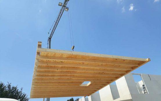 Houtskeletbouw woning - houten huis - exclusieve houtbouw aannemersbedrijf - bouwbedrijf Wielink - Prefab houten huis bouwen (2)
