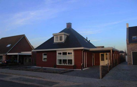 Bouwbedrijf Wielink bouwt in Wezep een vrijstaande woning