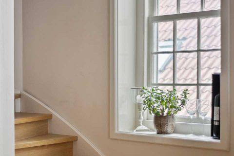 ramen in monumentaal pand vervangen aannemersbedrijf Wielink
