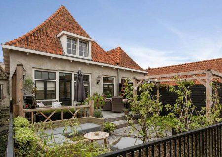 realisatie van appartement in oud gebouw in harderwijk - aannemersbedrijf Wielink