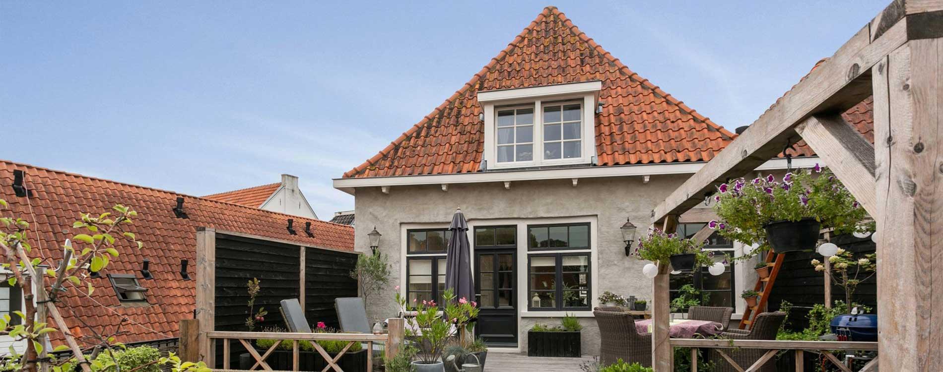 restauratie en verbouwing van oud monumentaal pand in harderwijk door aannemersbedrijf Wielink