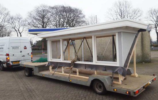 prefab dakkapel laten plaatsen door aannemersbedrijf Wielink
