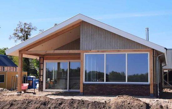 Bouw vrijstaande seniorenwoning in Oldebroek - Aannemersbedrijf Wielink (4)