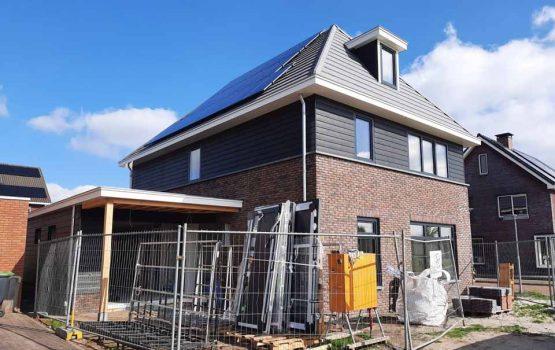 Bouw vrijstaande woning in Wezep - Bouwbedrijf - aannemersbedrijf Wielink (3)