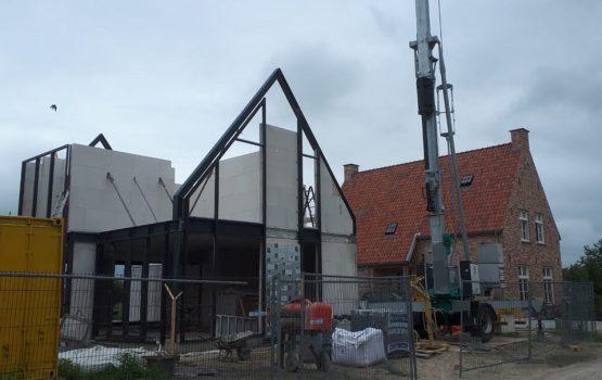 Bouw van vrijstaande woning in Nijkerkerveen - Aannemersbedrijf Wielink