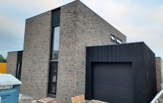 bouw van vrijstaande woning in Kampen op Onderdijks - Aannemersbedrijf Wielink