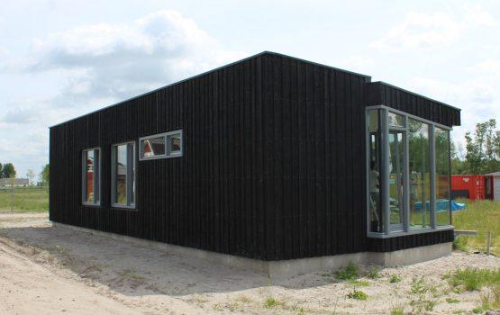 prefab houtskeletbouw - Wielink houtbouw - aannemersbedrijf Wielink in Almere Hout